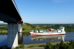 Der Nord-Ostsee-Kanal